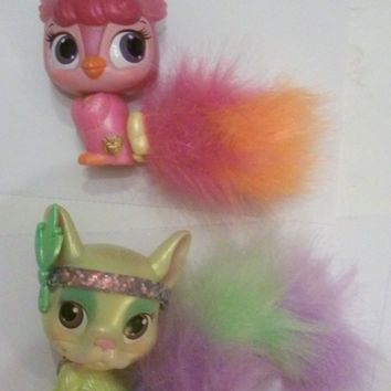 Disney Princess Palace Pets Furry Tail Friends Fern and Olive Free US Shipping