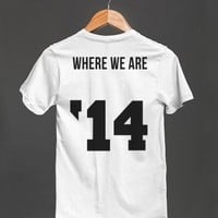 T Shirts Designs in One Direction Apparel Shop | Custom Printing | Skreened