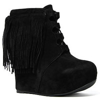 *Sole Boutique The Nissa Shoe in Black : Karmaloop.com - Global Concrete Culture