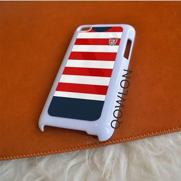 US Soccer Jersey New iPod Touch 4 | 4TH GEN Case