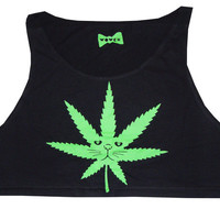 Cannapus Crop Tank