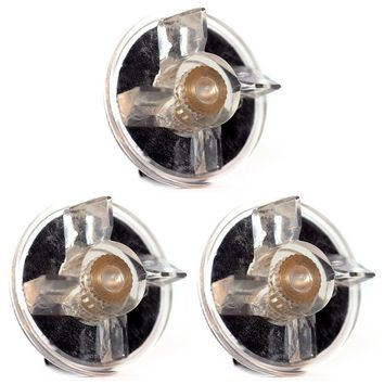 3 Pack Magic Bullet Base Gear Replacement MB1001