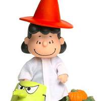 It's the Great Pumpkin, Charlie Brown Lucy Van Pelt with Halloween Costume