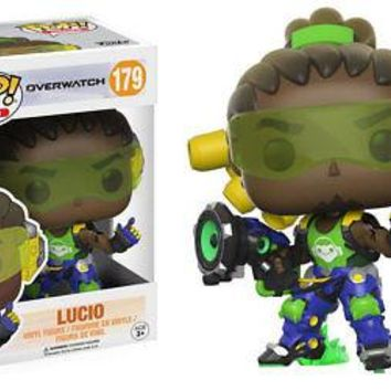 Funko Pop Games: Overwatch - Lucio