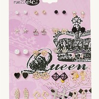 Princess Earring 20-Pack | Earrings | rue21