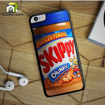 Skippy Peanut Butter iPhone 6S Plus Case by Avallen