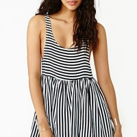 Winona Stripe Dress