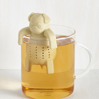 Quirky Sit, Stay, Brew Tea Infuser by ModCloth