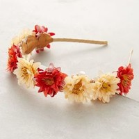 Garland Headband by Anthropologie in Red Size: One Size Hair