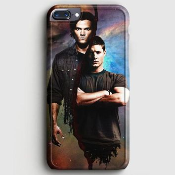 Supernatural Dean Winchester iPhone 8 Plus Case | casescraft