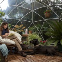 Garden Igloo 360 - Multipurpose Geodesic Dome Outdoor Room from Gardenigloo GmbH | Made By Gardenigloo GmbH | £499.00 | BOUF