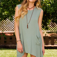 Audie Tunic - Olive