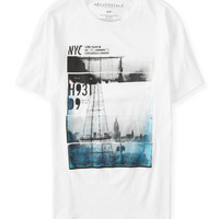 NYC Skyline Towers Graphic T