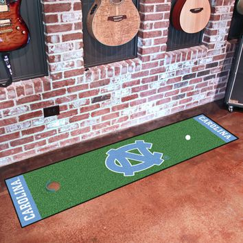 "North Carolina Putting Green Runner 18""x72"""
