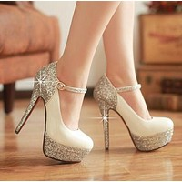 SHING HIGH HEEL SHOES