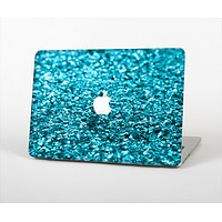 The Turquoise Glimmer Skin Set for the Apple MacBook Air 11""