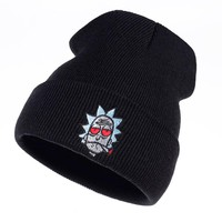Rick and Morty Stoned Beanie