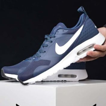 NIKE AIR MAX Lightweight Classic Training Shoes F-CSXY blue+white hook