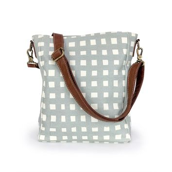 NEW! City Sling Crossbody Bag - Flores