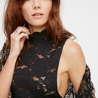 Free People Lucky Lady Top