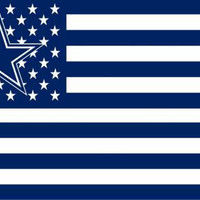 Free Shipping NFL Dallas Cowboys flag 3x5FT polyester flags US banner