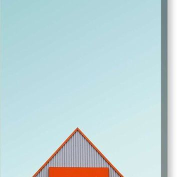 Urban Architecture - Slough, United Kingdom - Canvas Print