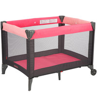 Cosco Funsport Play Yard - Colorblock Coral - PY363DYI