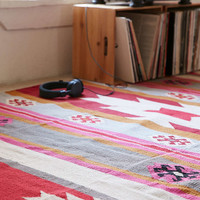 4040 Locust Southwestern Woven Rug - Urban Outfitters