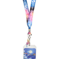 Disney Peter Pan Galaxy Dreaming Lanyard