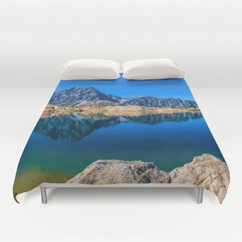 I'm Here For You Duvet Cover by Gallery One