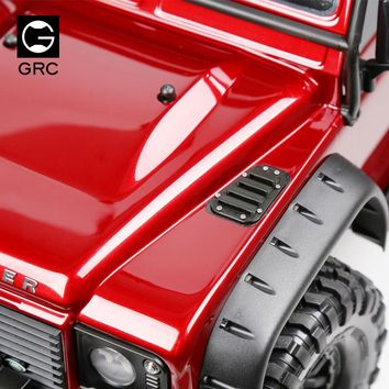 Rc Climbing Car Upgrade Parts TRAXXAS Trx - 4 TRX4 Cover Grille Cover Air Inlet On Both Sides Of The Cover