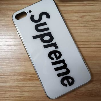Supreme Popular Print iPhone 6 6s 6Plus 6sPlus 7 7 Plus Phone Cover Case