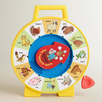 Fisher-Price Retro See 'N Say Farmer Says - World Market