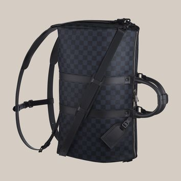 Keepall à dos - Louis Vuitton - LOUISVUITTON.COM