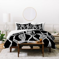 Lisa Argyropoulos Sway 2 Duvet Cover