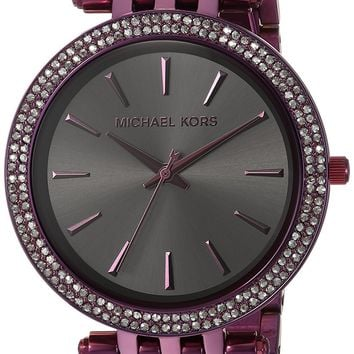 Michael Kors Watches Darci Three-Hand Watch