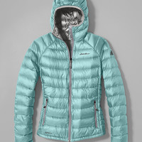 Women's Downlight® Stormdown® Hooded Jacket | Eddie Bauer