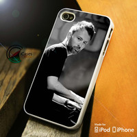 Radiohead Thom Yorke iPhone 4 5 5c 6 Plus Case, Samsung Galaxy S3 S4 S5 Note 3 4 Case, iPod 4 5 Case, HtC One M7 M8 and Nexus Case
