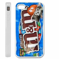 M&M Chocolate Candy PRETZEL Cover F.. on Luulla