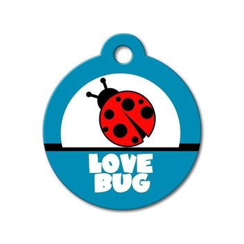 Love Bug - Cute Pet Tag
