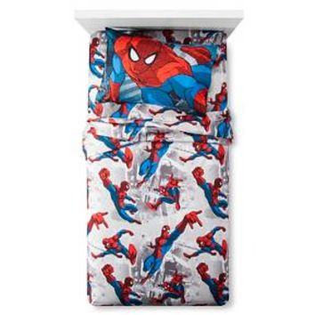 Sheet Set Spiderman Marvel TWIN
