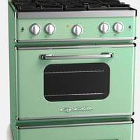 Big Chill Stove Jadite Green
