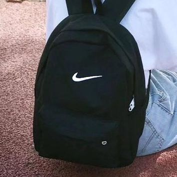 Nike school backpack computers backpack campus students backpack large capacity backpack men's and women's leisure backpack