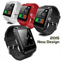 Sport Bluetooth Smart Wrist Watch (iOS/Android)