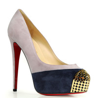 Christian Louboutin Suede pumps - $230.00