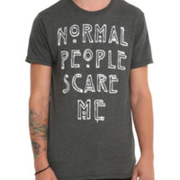 American Horror Story Normal People Scare Me T-Shirt 3XL