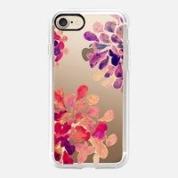 walk with flowers iPhone 6 Case by Marianna | Casetify