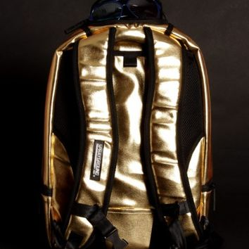 The Gold Brick Backpack | Sprayground Backpacks, Bags, and Accessories
