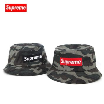 ABHCXX Supreme Camo Bucket Hat