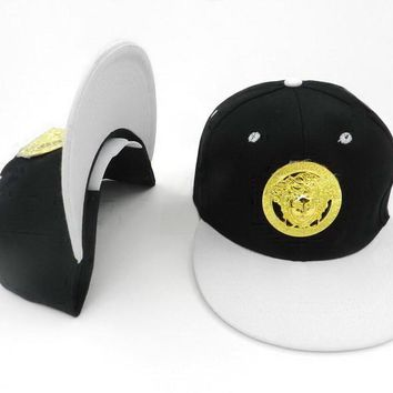 One-nice™ Perfect Versace Women Men Embroidery Sports Sun Hat Baseball Cap Hat